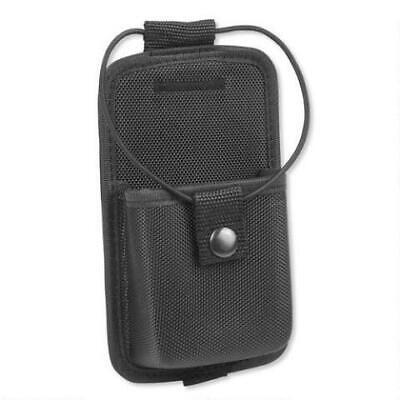 Tru-spec 9041000 Black Nylon Standard Police Radio Holder Molded Universal Fit