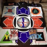 Ps2 Dance mat whit 2 game compatible whit Gamecube or xbox too