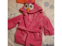 Dressing gown *new condition* age 1-2years