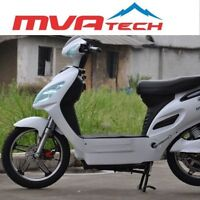 ♛♛♛ SCOOTER ELECTRIQUE NEUF 2015 /// 500W 48V20AH 32km/h ♛♛♛