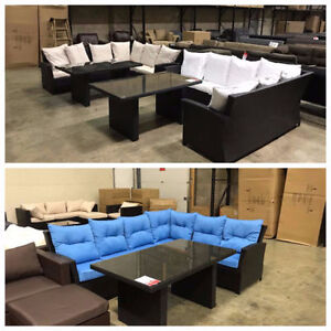 Brand New Discounted Patio Sets!!! Huge Blowout Sale!!!