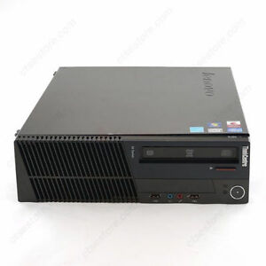 Lenovo Thinkcenter M82 Intel Pentium G640 2.8GHz 8GB RAM 500GB