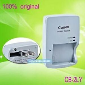 Canon Battery Charger CB-2LY