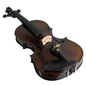 Mendini full size violin new with case