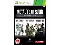 Metal Gear Solid HD Collection +inc Peacewalker hd