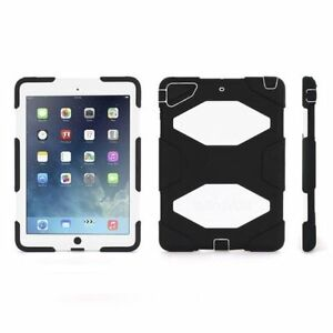 Like New Open Box Griffin Survivor iPad Air Case - Black & White