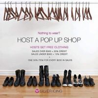 Need new clothing...Host a party and get free clothes!!!