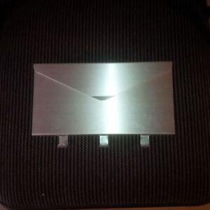Umbra Stainless Steel Letter/Key/Mail Organizer