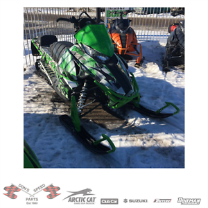 PRE-OWNED ARCTIC CAT 2014 M 8000 153 @ DON'S SPEED PARTS