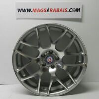MAG HRE 19``5X114.3/4.5 MUSTANG 2004 ET - SILVER/MACHINER