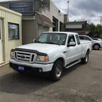 2011 Ford Ranger Sport St. Catharines Ontario Preview