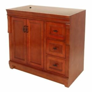 NEW Naples Foremost 36-Inch Vanity Cabinet, retail price 650+TAX