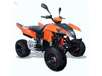 *Brand New* Quadilla Road-Legal Sport 400cc Quad. Free delivery. Warranty 16-10