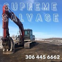 NEED A CLEAN UP? - SCRAP METAL RECYCLING