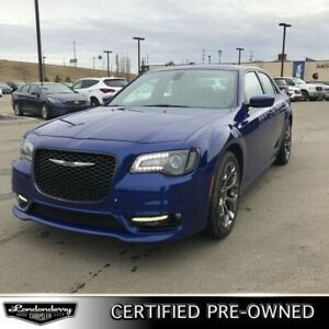 2018 Chrysler 300 S Accident Free,  Navigation (GPS),  Leather,