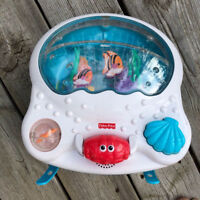 Fisher Price Ocean Wonder  Aquarium