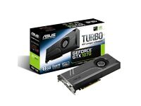 Asus TURBO GTX1070-8Gb Graphics card - Brand new