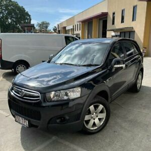 2011 Holden Captiva 2 7 SX Black Automatic Wagon Burleigh Heads Gold Coast South Preview