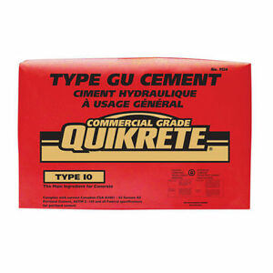 Target Cement Products from $7.41 @ Alberta Drywall (6305 20 St)