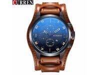 Curren Men's Casual Quartz Watch