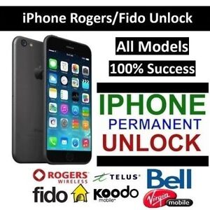 Iphone Factory Unlocking (All the carriers)