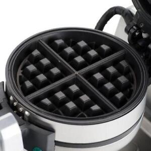 Waring WW200 Double Belgian Waffle Iron / Maker 120V .*RESTAURANT EQUIPMENT PARTS SMALLWARES HOODS AND MORE*