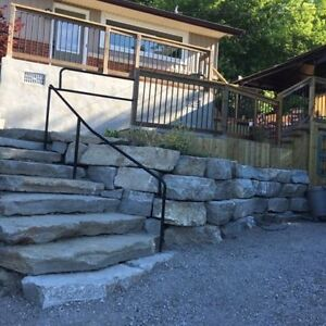 Closeout DEAL! ALL in PRICE! -- Armour (Armour) ROCK/STONE! Cambridge Kitchener Area image 7