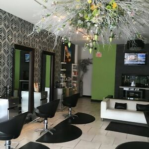 barber chairs / salon stations / used salon furniture sale
