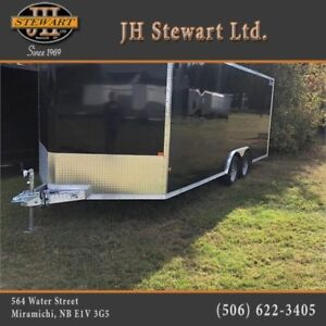 2018 High Country 8 x 20 express aluminum utility trailer