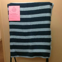 Throw Blanket Raffle in Support of Charity $2/ticket or 3 for $5