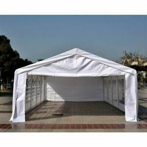 Heavy Duty 32x16 Restaurant Patio Tent / Wedding Tent / Party
