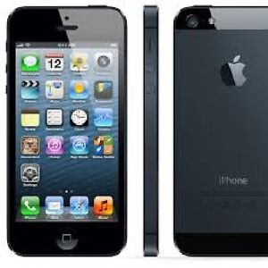 Used iphone 5 16GB locked to bell for sale