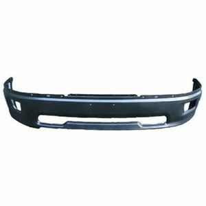 NEW PAINTED 2009-2012 DODGE RAM FRONT BUMPERS +FREE SHIPPING