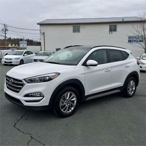 2018 Hyundai Tucson SE w/bluetooth/leather/panorama roof