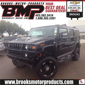 2007 Hummer H2 SUV Luxury Pkg  *DVD PLAYER* LOW LOW PRICE