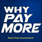 Why Pay More