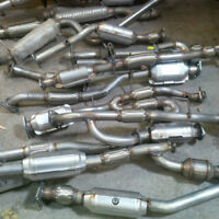 Catalytic Converter and Exhaust For All Makes