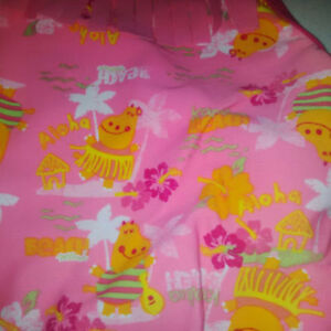 Brand New Gagou Tagou Girls Swimsuit. 24 months