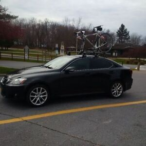 Lexus roof rack IS250/350 2005 and up
