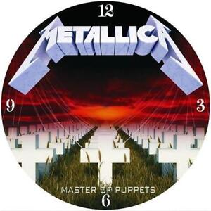 Vinyl Record Art 2.0 tribute to Metallica