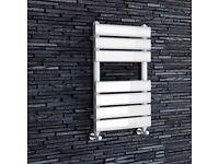Towel radiator - 45x65cm white, near new