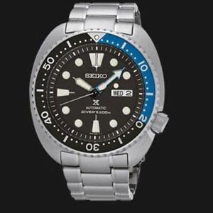 Brand New Seiko Turtle Re-issue SRP787 and SRP789 IN STOCK