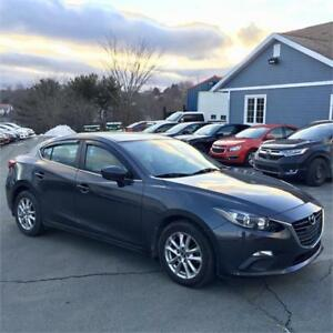 2014 Mazda Mazda3 GS-SKY/buck up camera/touchscreen/heated seats