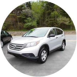 2014 HONDA CR-V LX AWD...LOADED!! REAR VIEW CAMERA & BLUETOOTH!