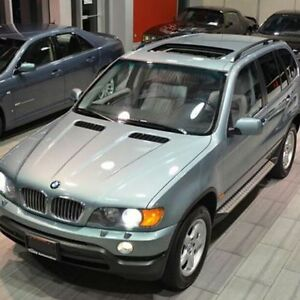 BMW X5 SUV. Mint condition. $7500 OBO