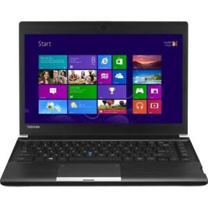 "TOSHIBA PROTEGE R30A ultrabook  14"" Core i7 Turbo 3.6GHZ 8GB 500GB + Mc office Pro"
