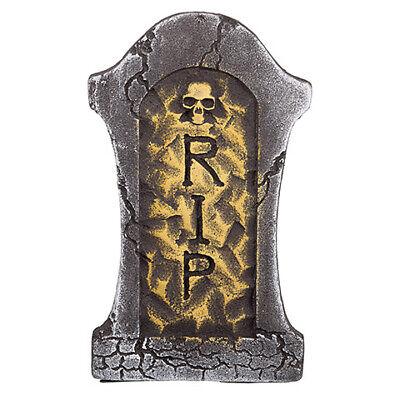 Darice Halloween Tombstone Decoration: Skull, 9 x 15.75 inches](Tombstone Decoration)