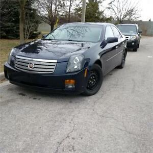 2006 Cadillac CTS. Certified & Emissions.