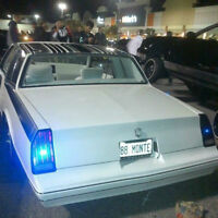***** Lowrider • 1988 Chevy Monte Carlo LS - Hollywood Top *****