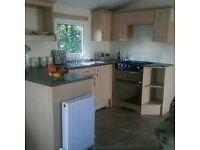 8 berth static caravan at Tummel Valley, just outside Pitlochry